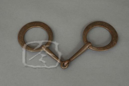 #ACC418 17th/18th Century Bronze Horse Bit
