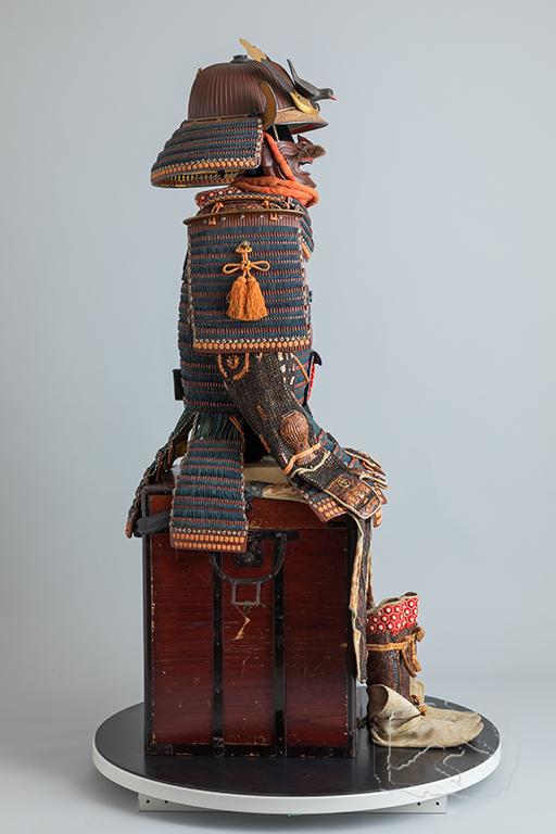 Japanese SAMURAI armor antique