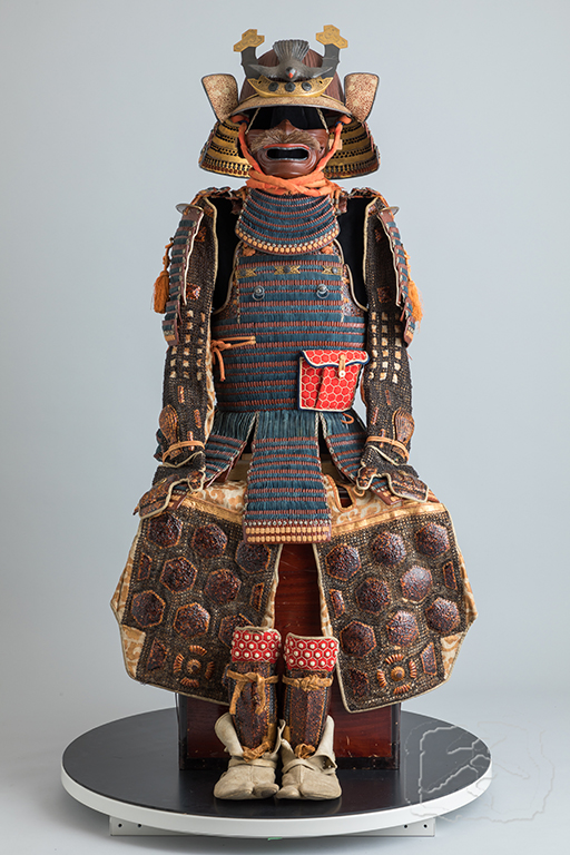 Japanese SAMURAI armor antique